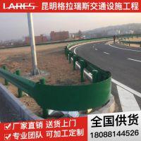 腾冲波形护栏板国标配置公路护栏安装
