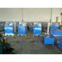 液压压管机多少钱一台,液压胶管扣管机厂家,液压管扣压机