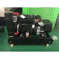 潍柴锐动力小功率柴油机WP2.3D25E200发电机组16千瓦配纯铜无刷三相电