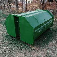 哪里定做勾臂式垃圾箱