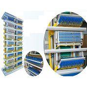 东莞光纤入户施工方案浅谈配线架集中上线方式五大优势