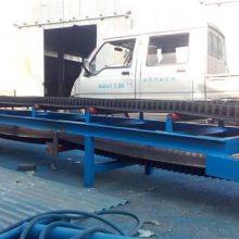 兴亚PVC平面流水配套设备皮带输送机 食品专用带式输送机