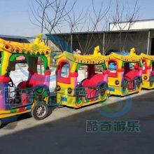 动物造型无轨小火车 成人儿童小火车