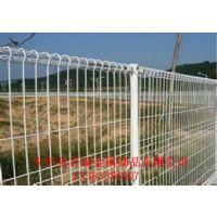 百瑞定做双圈护栏网 小区别墅防护网 安全网 铁丝网护栏网厂