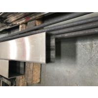 惠州304机械结构用不锈钢管 装饰用方管 流体用大管