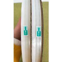 PE空白封口双面胶带 抗寒强粘10mm包装用可重复粘贴不干胶条