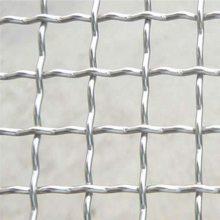 钢轧花网厂家 锰钢矿筛网 编织网材质