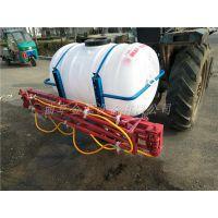后悬挂拖拉机带动喷雾器 超宽度拖拉机带动喷雾器厂家