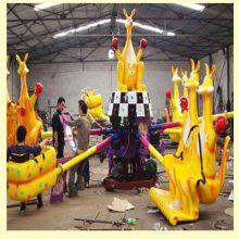 袋鼠跳庙会游乐设备价格三星厂家袋鼠跳
