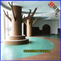 珠海铝单板厂家定制大树枝造型铝单板2.5mm室内包柱子防潮装饰铝板
