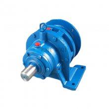 沃旗卧式摆线针轮减速机BWED2715-3481-0.37KW变速箱 电厂专用