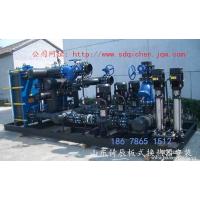 板式换热器的应用场合供暖设备厂家直营消防功能灌水机组厂家锜辰
