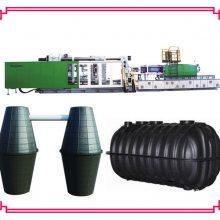 山东通佳-塑料双瓮化粪池设备 1.5立方化粪池机械