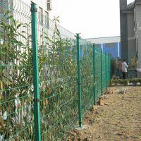 供应葫芦岛双边丝护栏网—葫芦岛绿色铁丝网
