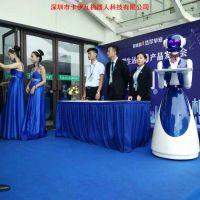 高科技双托盘送餐机器人全国租赁厂家直销