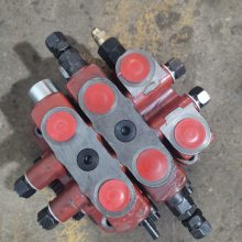 DL-L15E-OT.O4T带调压阀多路换向阀分配器气控液控多路阀淮安液压