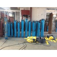 高扬程潜水泵性能及效率
