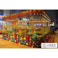 金博海洋喷球车游乐设施 儿童游乐设备喷球车