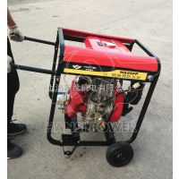 大油箱柴油动力扬程远消防泵2.5寸口径
