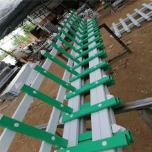 室外草坪栏杆 新农村新型围栏 厂区绿化带栅栏