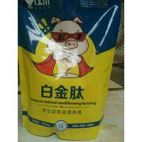 怎么养猪能赚钱 猪吃什么长得快 养猪秘诀 谊鑫白金肽