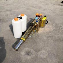 双管汽油脉冲弥雾机 果园远射程打药烟雾机 农用不锈钢弥雾机