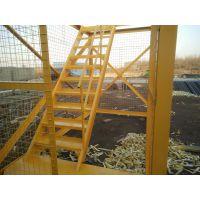 组合式安全梯笼 正恩交通 箱式梯笼用于施工人员上下行人
