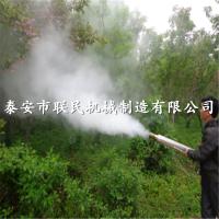果树打药弥雾机 泰安联民 绿化苗圃烟雾机