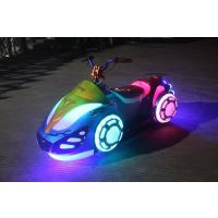 木羊人XP-HYMTC 中小型儿童游乐设备车 广场玩具车幻影战神双人摩托车