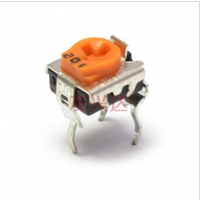 贴片可调电阻结构组成及封装说明