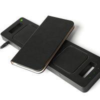 惠州手机皮套工厂iphoneX带插卡无线充苹果手机壳配件OEM加工