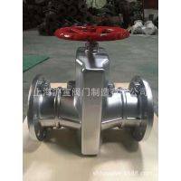 上海沪宣 手动管夹阀 GJ41H-10L DN50