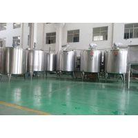 机械厂家 不锈钢双速搅拌调配罐 双层电加热保温配料罐