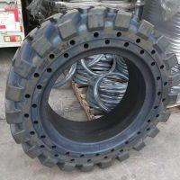 长期供应385/65-24 高耐磨工程装载机实心轮胎 高空作业机轮胎