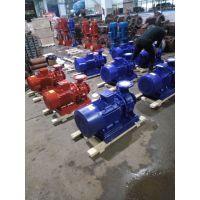 供应园林灌溉泵 ISW125-200 37KW 扬州市众度泵业订制管道泵