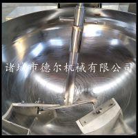 大型火锅炒料机 自动搅拌电加热熬酱机炒锅 食品机械加工设备 晟品