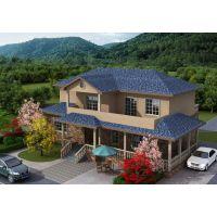 定荣家轻钢别墅3708号 轻钢房屋 可移动别墅造价低施工速度快