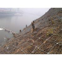 厂家直销云贵川攀枝花卓通sns低碳丝石头边坡防落网(主动边坡防护网和被动防护网)