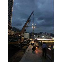 江苏科尼LED路灯定制 户外大功能绿色环保道路照明灯厂家直销