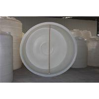 邵通1吨火锅底料配制塑料圆桶 塑料桶价格质地好吗