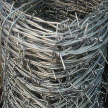 钢刺铁线 刺绳价格 高碳铁刺