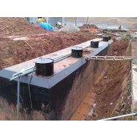 智迪环保地埋式一体化污水处理设备
