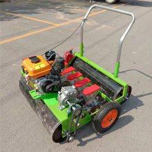 播种蔬菜种子用的种植机 自走式下种量可调控润丰播种机