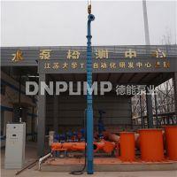 潜水电泵使用及安装示意图