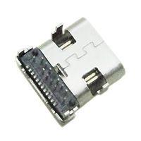 KY 插件TYPE-C 3.1母头90度四脚插板端子DIP+SMT MC-313D