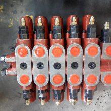 国产挖掘机改装先导多路换向阀分配器 先导控制手柄YDL系列
