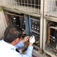 苏州中央空调维修 12年专业品质—认准杰诚空调