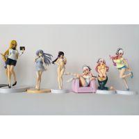 定制 模具设计与开发 玩具总动员 动漫玩具 PVC动物仿真模具生产厂家