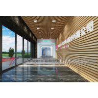 郑州企业文化展厅设计选择对专业的河南企业展厅装修公司非常重要