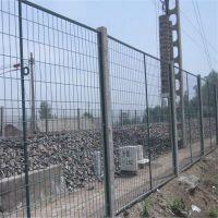 铁路防护网 机场围网 体育场护栏网安装